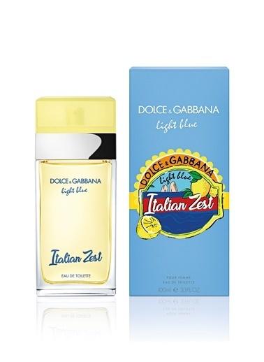 Dolce&Gabbana Light Blue Italian Zest EDT 100 ml Kadın Parfüm Renksiz